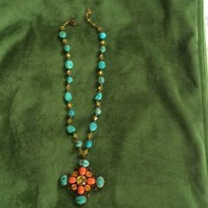 Liz Palacios necklace